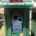 Outdoor ATM